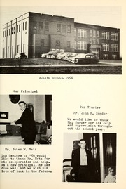 Page 17, 1956 Edition, Poling High School - Cornerstone Yearbook (Bryant, IN) online yearbook collection