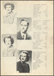Page 17, 1950 Edition, Jefferson Township High School - Yearbook (Kempton, IN) online yearbook collection
