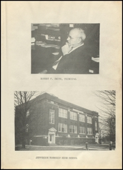 Page 9, 1950 Edition, Jefferson Township High School - Yearbook (Kempton, IN) online yearbook collection