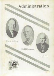 Page 7, 1955 Edition, Saluda High School - Memories Yearbook (Saluda, IN) online yearbook collection