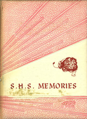 Page 1, 1958 Edition, Saluda High School - Memories Yearbook (Saluda, IN) online yearbook collection