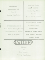 Page 137, 1951 Edition, New Lisbon High School - Nu Lisannial Yearbook (New Lisbon, IN) online yearbook collection