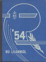 New Lisbon High School - Nu Lisannial Yearbook (New Lisbon, IN) online yearbook collection, 1954 Edition, Page 1