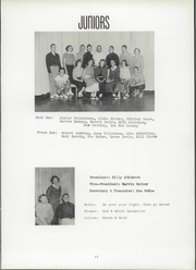 Page 15, 1954 Edition, New Lisbon High School - Nu Lisannial Yearbook (New Lisbon, IN) online yearbook collection