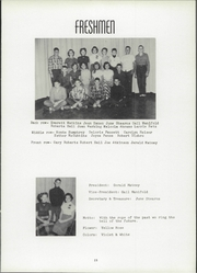 Page 17, 1954 Edition, New Lisbon High School - Nu Lisannial Yearbook (New Lisbon, IN) online yearbook collection