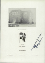 Page 3, 1954 Edition, New Lisbon High School - Nu Lisannial Yearbook (New Lisbon, IN) online yearbook collection