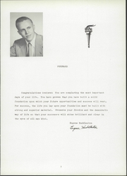Page 5, 1954 Edition, New Lisbon High School - Nu Lisannial Yearbook (New Lisbon, IN) online yearbook collection