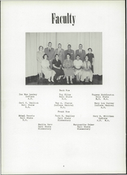 Page 6, 1954 Edition, New Lisbon High School - Nu Lisannial Yearbook (New Lisbon, IN) online yearbook collection