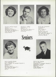 Page 7, 1954 Edition, New Lisbon High School - Nu Lisannial Yearbook (New Lisbon, IN) online yearbook collection