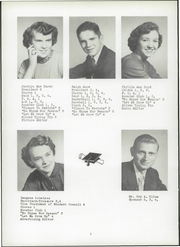 Page 8, 1954 Edition, New Lisbon High School - Nu Lisannial Yearbook (New Lisbon, IN) online yearbook collection