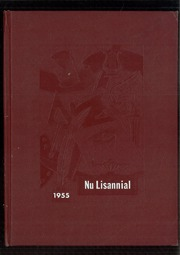 Page 1, 1955 Edition, New Lisbon High School - Nu Lisannial Yearbook (New Lisbon, IN) online yearbook collection