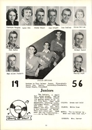 Page 16, 1955 Edition, New Lisbon High School - Nu Lisannial Yearbook (New Lisbon, IN) online yearbook collection