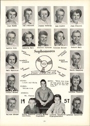 Page 17, 1955 Edition, New Lisbon High School - Nu Lisannial Yearbook (New Lisbon, IN) online yearbook collection