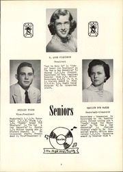 Page 7, 1955 Edition, New Lisbon High School - Nu Lisannial Yearbook (New Lisbon, IN) online yearbook collection