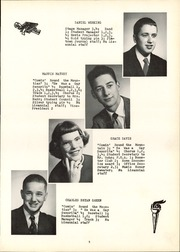 Page 9, 1955 Edition, New Lisbon High School - Nu Lisannial Yearbook (New Lisbon, IN) online yearbook collection