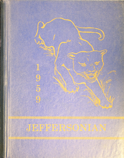 1959 Edition, Belle Union High School - Panther Yearbook (Fillmore, IN)