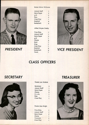 Page 15, 1959 Edition, Belle Union High School - Panther Yearbook (Fillmore, IN) online yearbook collection