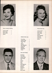 Page 17, 1959 Edition, Belle Union High School - Panther Yearbook (Fillmore, IN) online yearbook collection