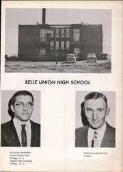Page 5, 1959 Edition, Belle Union High School - Panther Yearbook (Fillmore, IN) online yearbook collection