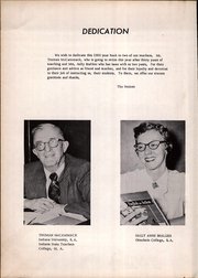 Page 6, 1959 Edition, Belle Union High School - Panther Yearbook (Fillmore, IN) online yearbook collection