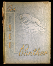 1960 Edition, Belle Union High School - Panther Yearbook (Fillmore, IN)