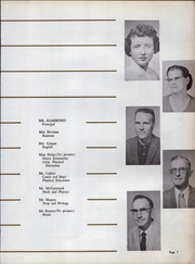 Page 13, 1960 Edition, Belle Union High School - Panther Yearbook (Fillmore, IN) online yearbook collection