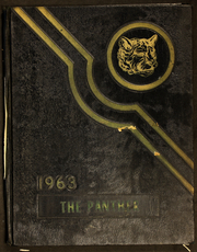 1963 Edition, Belle Union High School - Panther Yearbook (Fillmore, IN)