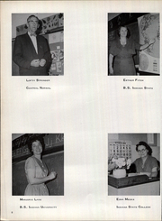 Page 14, 1963 Edition, Belle Union High School - Panther Yearbook (Fillmore, IN) online yearbook collection