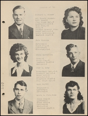 Page 11, 1946 Edition, Metz High School - Mohawk Yearbook (Metz, IN) online yearbook collection