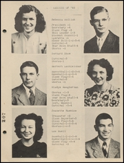 Page 13, 1946 Edition, Metz High School - Mohawk Yearbook (Metz, IN) online yearbook collection