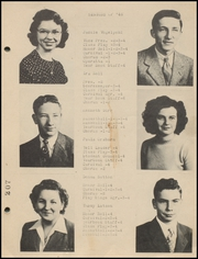 Page 9, 1946 Edition, Metz High School - Mohawk Yearbook (Metz, IN) online yearbook collection