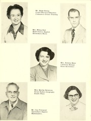 Page 11, 1953 Edition, Metz High School - Mohawk Yearbook (Metz, IN) online yearbook collection