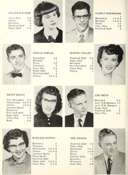 Page 14, 1953 Edition, Metz High School - Mohawk Yearbook (Metz, IN) online yearbook collection