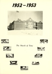 Page 5, 1953 Edition, Metz High School - Mohawk Yearbook (Metz, IN) online yearbook collection