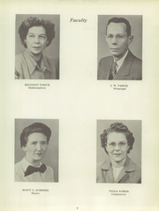 Page 11, 1951 Edition, Shadeland High School - Echo Yearbook (Shadeland, IN) online yearbook collection