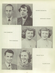 Page 15, 1951 Edition, Shadeland High School - Echo Yearbook (Shadeland, IN) online yearbook collection