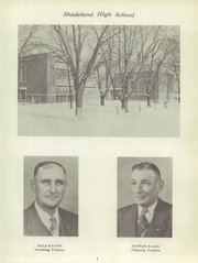 Page 9, 1951 Edition, Shadeland High School - Echo Yearbook (Shadeland, IN) online yearbook collection