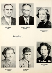 Page 10, 1954 Edition, Shadeland High School - Echo Yearbook (Shadeland, IN) online yearbook collection