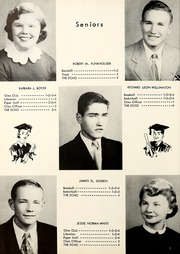 Page 16, 1954 Edition, Shadeland High School - Echo Yearbook (Shadeland, IN) online yearbook collection