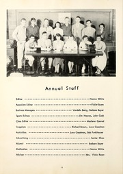 Page 8, 1954 Edition, Shadeland High School - Echo Yearbook (Shadeland, IN) online yearbook collection