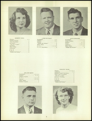 Page 12, 1950 Edition, Coesse High School - Chieftain Yearbook (Coesse, IN) online yearbook collection