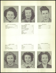 Page 17, 1950 Edition, Coesse High School - Chieftain Yearbook (Coesse, IN) online yearbook collection