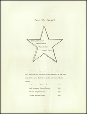 Page 6, 1950 Edition, Coesse High School - Chieftain Yearbook (Coesse, IN) online yearbook collection