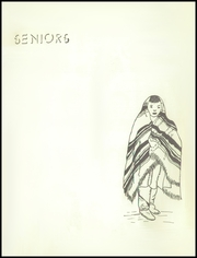 Page 9, 1950 Edition, Coesse High School - Chieftain Yearbook (Coesse, IN) online yearbook collection