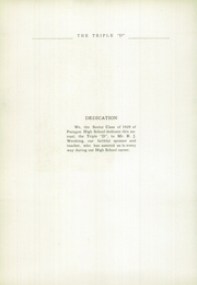 Page 10, 1929 Edition, Paragon High School - Triple D Yearbook (Paragon, IN) online yearbook collection
