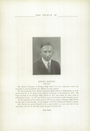 Page 12, 1929 Edition, Paragon High School - Triple D Yearbook (Paragon, IN) online yearbook collection