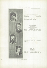 Paragon High School - Triple D Yearbook (Paragon, IN) online yearbook collection, 1929 Edition, Page 22
