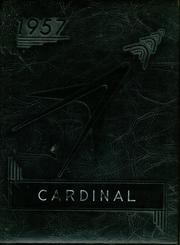 1957 Edition, Flat Rock High School - Cardinal Yearbook (Flat Rock, IN)
