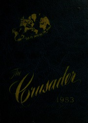 1953 Edition, Great Commission High School - Crusader Yearbook (Anderson, IN)