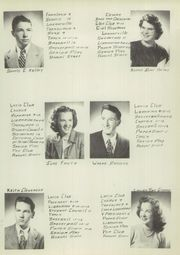 Page 13, 1949 Edition, Losantville High School - Mysticlens Yearbook (Losantville, IN) online yearbook collection